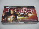 Marvel - Iron Man 3 Movie Trading Cards - Upper Deck - Sealed Box, New
