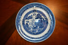 Booths Pottery England, Davenport Willow, Blue Willow 1920's