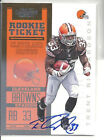 Trent Richardson Cards, Rookie Cards and Autographed Memorabilia Guide 18