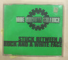 One Minute Silence 1998 PROMO CD Playtested Stuck Between A Rock And White Face