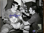 DAVE KEON Signed Toronto Maple Leafs 8 X 10 -70479