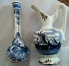Hand painted decorative pieces from Holland