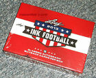 2013 LEAF INK FOOTBALL HOBBY BOX FACTORY SEALED 5 SLABBED AUTOGRAPH CARDS PER