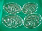 Federal Glass Hospitality Wheat Snack Plate 10