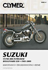 Clymer Repair Service Shop Manual Vintage Suzuki VS700 VS750 VS800 Intruder