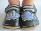 Toddler Shoes Squeaky Shoes Boys Black w Plaid Dress Shoes Up to Size 7