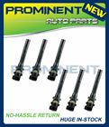 Pack of 6 Ignition Coils for V6 25L 01 06 Chevy Tracker 99 05 Grand Vitara