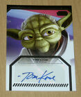 2013 Topps Star Wars Galactic Files 2 Autographs Guide 30