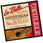 La Bella String Set 25 Baritone Ukulele Strings Perfectly Balanced Set uke Set