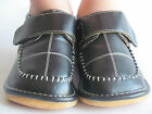 Toddler Shoes Squeaky Shoes Boys Black Dress Shoes Up to Size 7 for Toddler