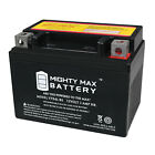 Mighty Max YTX4L BS Replacement for ATV KASEA Mini Skyhawk 50CC Battery All Year