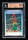 1 1 BGS 9.5 KEVIN DURANT 2007-08 TOPPS CHROME REFRACTOR JERSEY # 35 1499 *RARE*