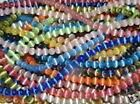 32 Strands  Cat 4mm Assorted All colors One strand of each color we carry