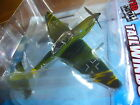 MAISTO TAILWINDS WWII GERMAN JU 87 MILITARY FIGHTER AIRPLANE RARE CAMO GREEN