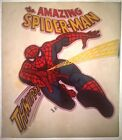 Vintage Spiderman Iron On Transfer RARE Superfriends Cartoon Marvel