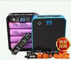 USB 5V 1A 1.5A Mobile Power Bank 4x18650 Battery Charger Box For Phone DIY Kit