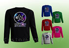 Galaxy Sparkling Five 5 Seconds of Summer Sweatshirt - 5 SOS Crewneck Galaxy