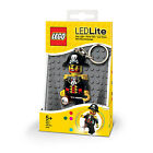 New LEGO PIRATE CAPTAIN BRICKBEARD Key Light Keychain Blackbeard Santoki