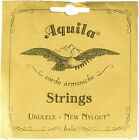 Galli String Set UX740 BIONYLON Baritone Ukulele Strings professional Series