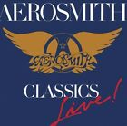 Aerosmith - Classics Live [CD New]