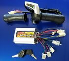Razor E300  E200 Variable Speed Kit Throttle and ControllerElectrical Kit