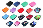 Neoprene Sleeve Zip Case Cover for 5 to 16 Inch Size Tablets Chromebook Laptop