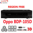 Oppo BDP-105D Darbee Multi Region Code Free DVD Blu-ray disc Player -A,B,C