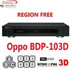 Oppo BDP-103D Multi Region Code Free DVD Blu-ray disc Player - 4K Upscaling