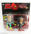 SDCC 2014 comic con topps mars attack martian vs zombush presidential monsters