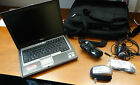 LOT# 0710-10 - DELL LATITUDE D620 LAPTOP W/ CASE - USED