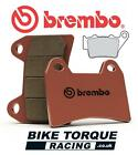 BMW F650 GS (800cc Twin) 08  Brembo SD Sintered Rear Brake Pads