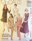 McCall's Sewing Pattern 6796 sz G 20-22-24  UNCUT copyright 1993 Vintage