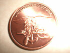 Copper wash Navy SEALS Only Easy Day was Yesterday Commemorative Challenge Coin