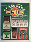 VINTAGE GLASS Price Values BOOK FIRE-KING Anchor Hocking Paneled Grape Hobnail
