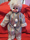 Premier Dolls: Porcelain/Cloth Clown *handpainted Female/Girl Clown Doll