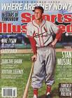 Stan Musial St.Louis Cardinals Sports Illustrated No Label Where Are They Now.