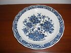 VINTAGE BLUE AND WHITE DELFTS HANDPAINTED 12 1/2
