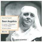 G. Puccini - Suor Angelica Sung In German Vienna 1951 [CD New]