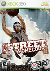 NBA Street: Homecourt (Xbox 360,)Disc ,Cover, Case complete