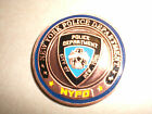 Copper wash City of New York Police Dept. Commemorative Coin
