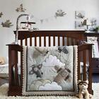 Kent 5 Piece Baby Crib Bedding Set with Bumper by Cocalo