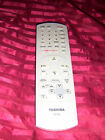 Toshiba VC-P2S TV/VCR Combo Remote Control IR Tested