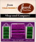 vintage package 40 nickel-plated sewing needles, Chicago's JEWEL—new old stock !