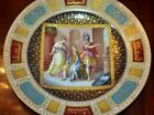 Early 19th Century  Original Vienna Cabinet Plate