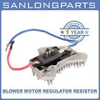 For MERCEDES SLK230 HEATER A/C BLOWER MOTOR REGULATOR RESISTOR 2108206210