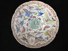 ANTIQUE CHINESE HAND-PAINTED EGG SHELL PORCELAIN BOWL SIGNED