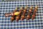 Set of 6 - Country LED Burnt Mustard 4.5