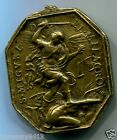 XRARE 16th-17th ANTIQUE RELIGIOUS MEDAL ST MICHAEL THE ARCHANGEL