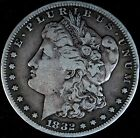 1882 S Morgan SILVER DOLLAR $1 United States You Grade it!