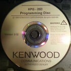 Kenwood KPG-25D Programming Software for TK-940/941/840 Series Radio